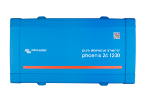Инвертор 1000 ватт  Phoenix Inverter 24/1200-230V VE.Direct Schuko