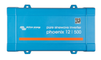 Инвертор 400 ватт  Phoenix Inverter 12/500-230V VE.Direct Schuko