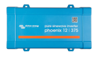 Инвертор 300 ватт  Phoenix Inverter 12/375-230V VE.Direct Schuko