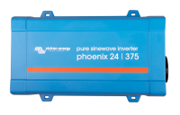 Инвертор 300 ватт  Phoenix Inverter 24/375-230V VE.Direct Schuko